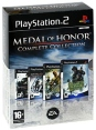 "Medal of Honor Complete Collection (PS2) Игра для PlayStation 2 4 DVD-ROM, 2010 г Издатель: Electronic Arts; Разработчик: Electronic Arts; Дистрибьютор: ООО ""Электроник Артс"" подарочный артикул 2150p."